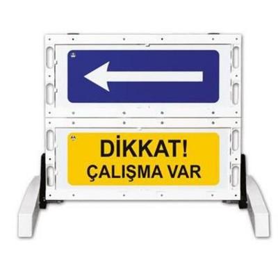 KATLANIR UYARI LEVHA BARİYERİ 12501 FB R
